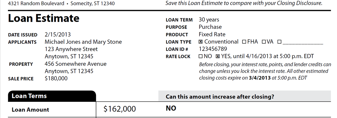 Loan Estimate Page 2 >> How To Read Your Loan Estimate And Potentially Save Thousands